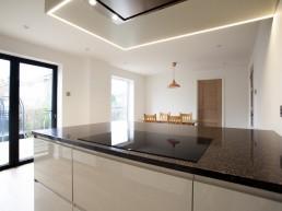 Open Plan Kitchen/Diner with Bifold doors